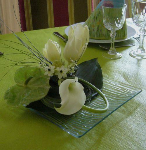 ... florale - Photos décoration florale mariage sur Composition-florale
